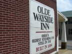 1-1 Old Wayside Inn sign