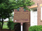 16-1 West Union Associate Reformed Presbyterian Church Marker