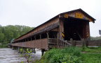 2-4 Harpersfield Covered Bridge
