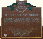 "11-7 Blaine Hill ""S"" Bridge"