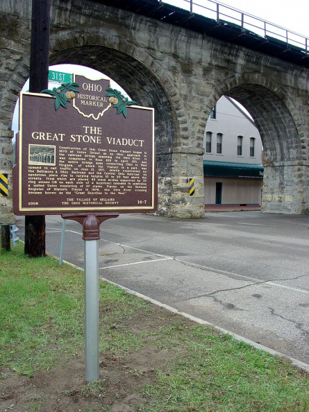 14-7 Great Stone Viaduct-Union Street Arch