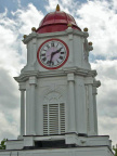 16-7 Bellaire High School Clock Tower