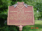 3-8 General Thomas Lyon Hamer 1800-1846