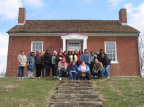 4-8 History WORKS II Teachers at the Rankin House in Ripley, Ohio.