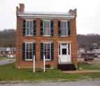 4-8 John Parker House in Ripley, Ohio