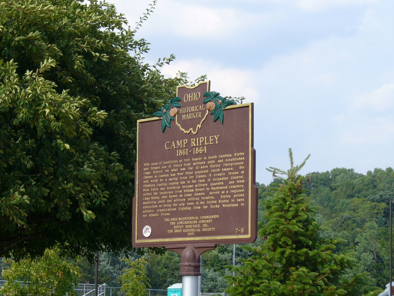 7-8 Camp Riley side of marker