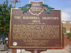 9-8 Squirrel Hunters