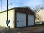 17-9 Fire station next door to marker