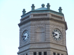 22-9 Courthouse clocktower