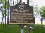 23-9 Side B Doty Settlement Cemetery