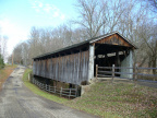 1-31 Covered bridge at the site