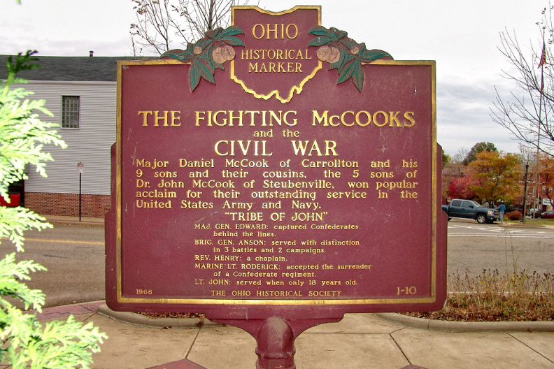 1-10 The Fighting McCooks and the Civil War (Side B Tribe of John)
