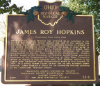 23-11 James Roy Hopkins marker, side B