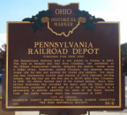 30-11 Pennsylvania Railroad Depot, side b