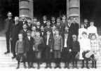 3-12 Members of the Springfield Township Boys and Girls' Agricultural Club