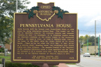 4-12 Pennsylvania House Marker