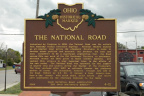 4-12 The National Road Marker