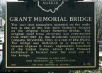 4-13 Grant Memorial Bridge Marker