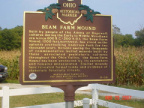 4-14 Beam Farm Mound - Marker