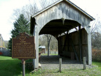 1-15 Church Hill Road Covered Bridge 2