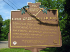 18-15 Land Ordiance Marker 5-19-12