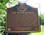 18-15 The Seven Ranges Marker 5-19-12