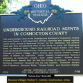 7-16 Underground Railroad Agents in Coshocton County