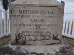 4-17 Battle of Olentangy sandstone memorial - Courtsey of Bill Fisher