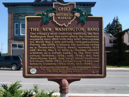 7-17 The New Washington Band