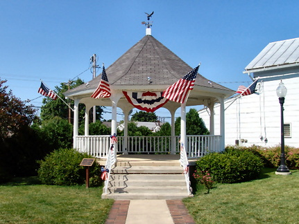 7-17 New Washington Gazebo