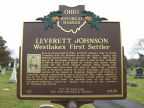 103-18 Leverett Johnson Marker