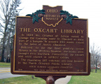 12-18 The Oxcart Library