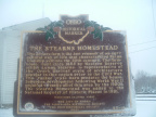 22-18 Stearns Homestead Marker