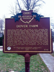 "31-18 Side B of Marker ""Dover Farm"""