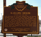 57-18 Karamu House marker, side B