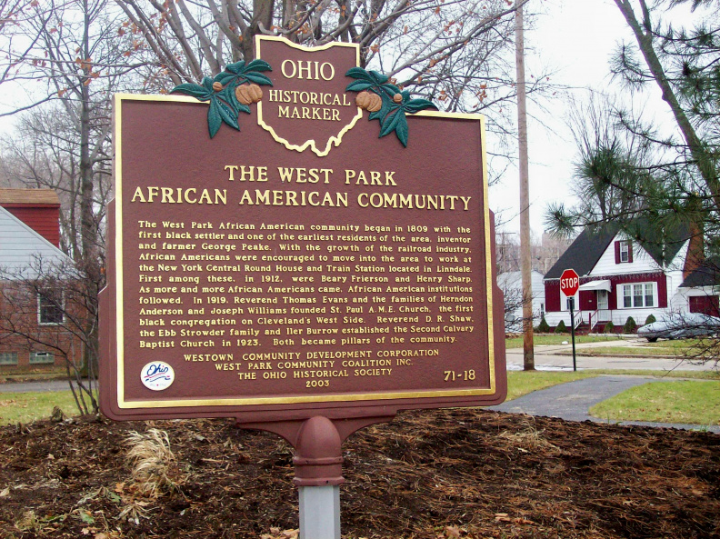 71-18 West Park African American Community