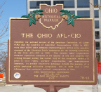 79-18 Ohio AFL-CIO marker