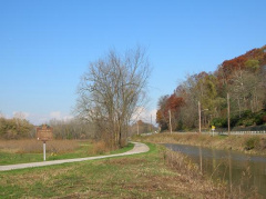 80-18 #1- Towpath Trail - Oct '06
