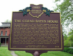 87-18 The Cozad-Bates Marker