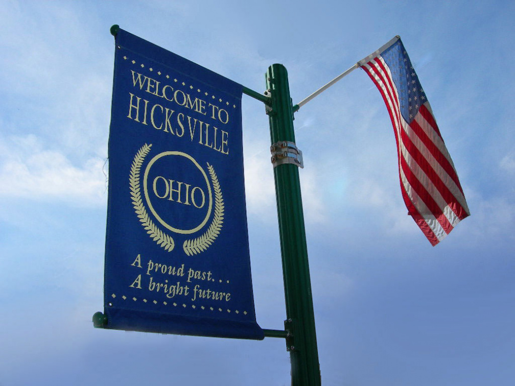 1-20 Hicksville is a proud community