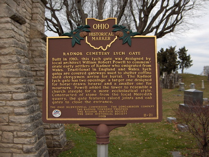 11-21 Closer view of marker