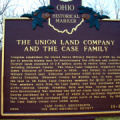14-21 The Union Land Company and the Case Family Marker