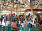 4-21 The Grand Carousel at the Columbus Zoo and Aquarium