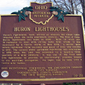 14-22 Huron Lighthouse Marker