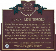 14-22 Huron Lighthouses