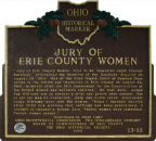 23-22 Jury of Erie County Women