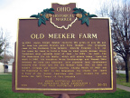 26-22 Old Meeker Farm Marker