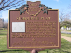8-22 The Kilbourne Plat Marker