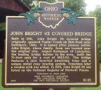 12-23 John Bright #2 Covered Bridge