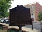 103-25 Lincoln Theatre Marker 9/7/13